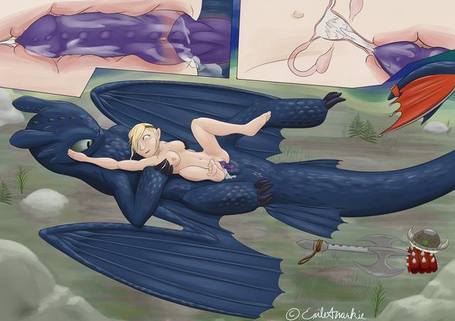 Astrid naked