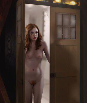 Karen Gillan  nackt