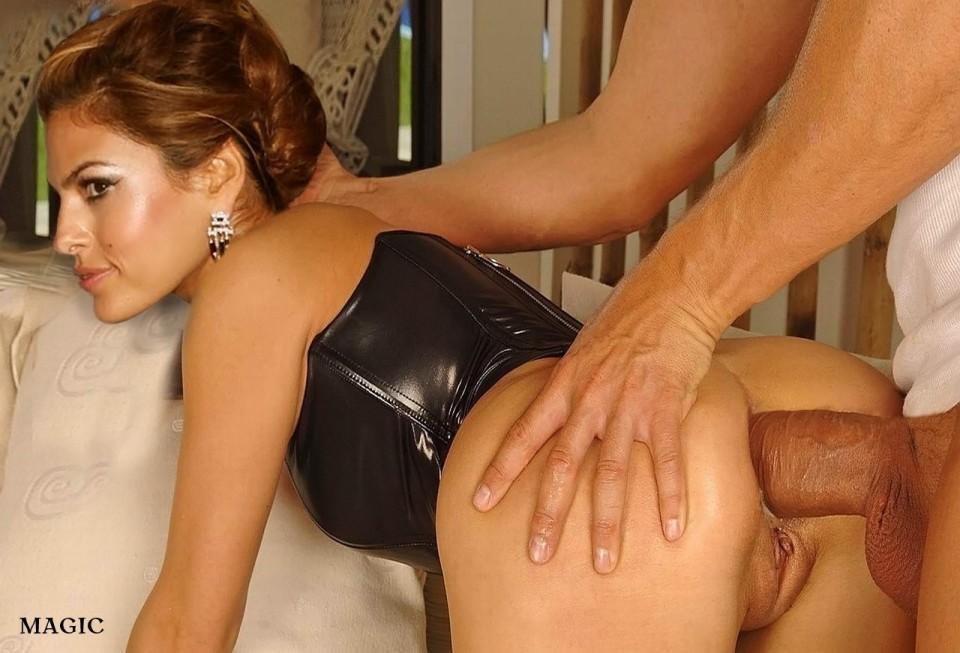 Eva mendes pantyhose tgp