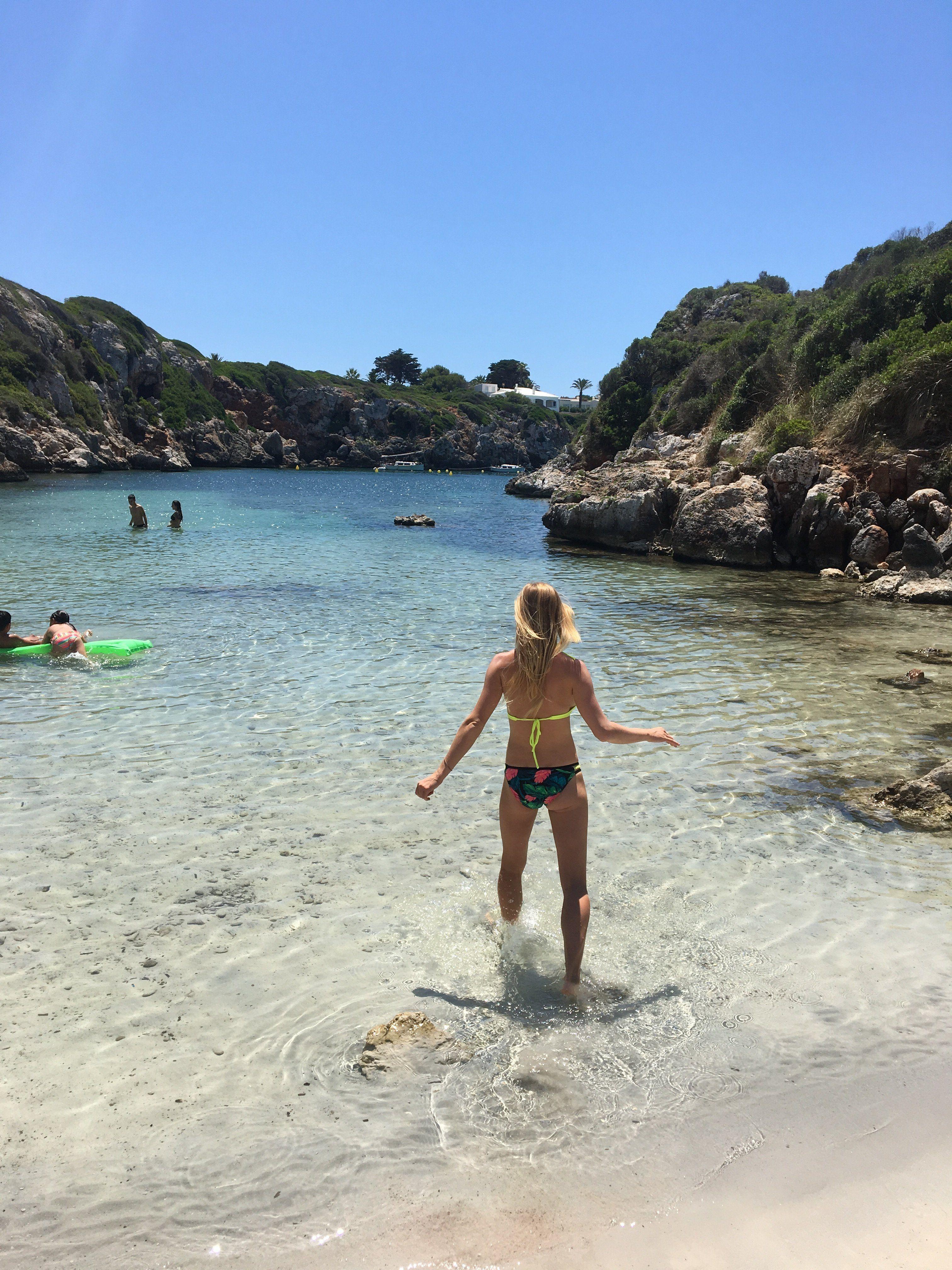 Devil reccomend Menorca nudist beaches