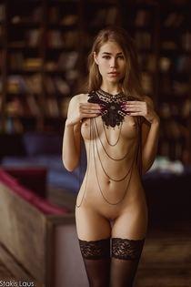 Maria domark nackt